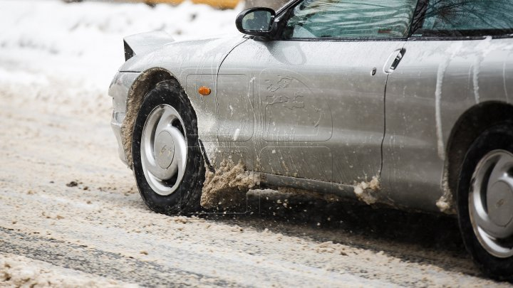 InfoTrafic: Snowy and icy roads