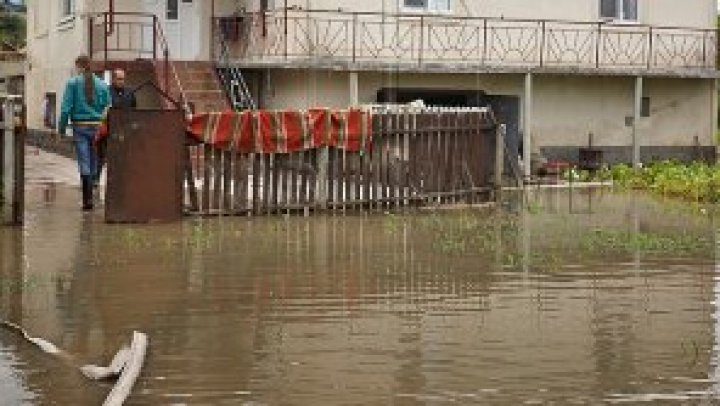 Moldova at risk from flooding caused by continuous rain - Hydrologists warns
