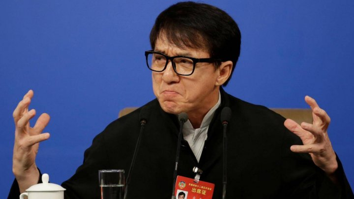Jackie Chan urges new law to protect China's 'national dignity' from insults