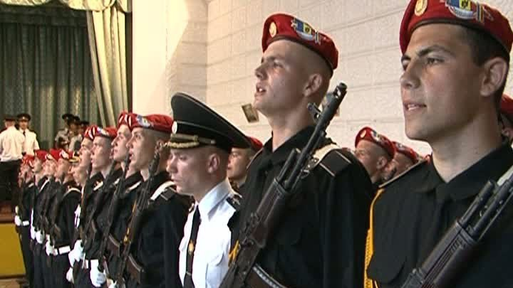 Around 100 young people took oaths to patriotism before Defense Minister