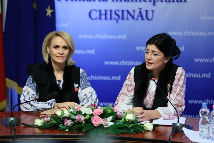 Bucharest Mayor Gabriela Firea: I came not to do politics, I'm here to make public policies