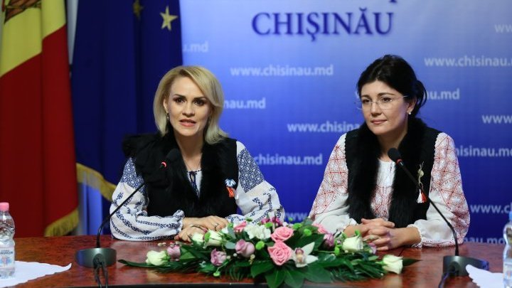 Bucharest City Hall will finance projects in Chisinau