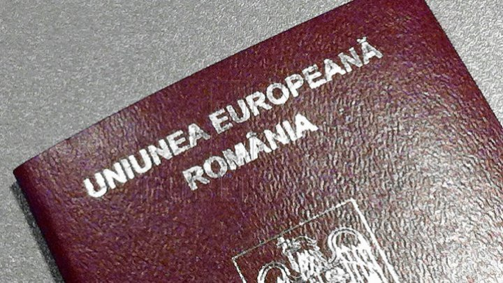 Romanian passport for 900 EUR. Moldovan wished to go to Israel using a false identity