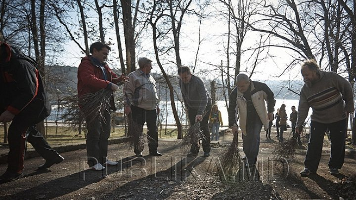 Spring knocks doors: Hundreds of workers to clean up the whole city by Easter