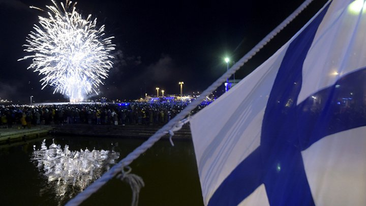 Finland declared happiest country in the world, says United Nations report