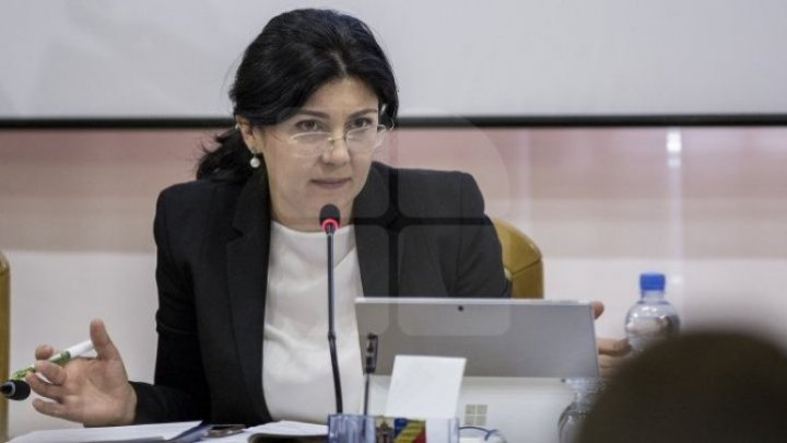 Silvia Radu to Igor Gamrețki: Look for jobs elsewhere. No places for offenders in City Hall