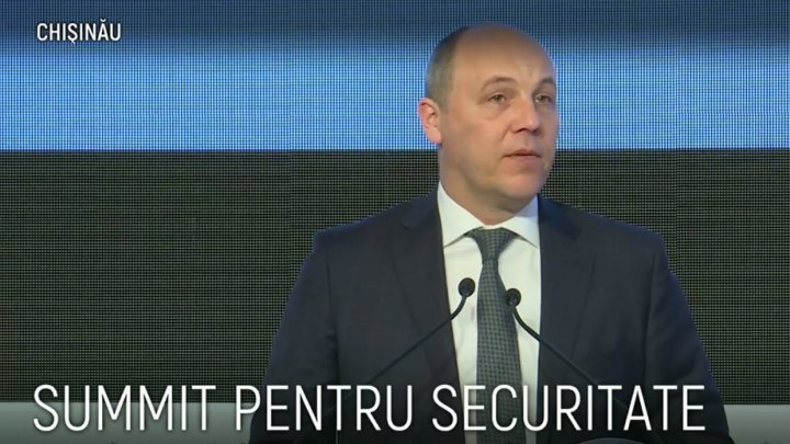 Andriy Parubiy: We need joint strategies to face Russia's aggression