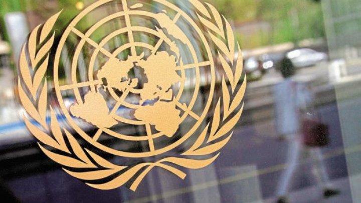 Minister Ulianovschi presented UN joint statement from Moldova, Georgia, Ukraine and Azerbaijan