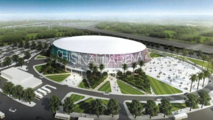 Dignity and Truth Party opposes construction of Chisinau Arena