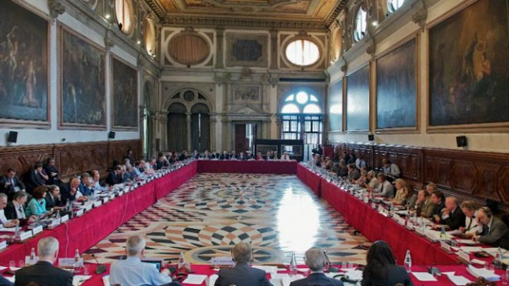 What are topics regarding Moldova discussed on  Venice Commission agenda