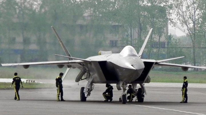China and Russia seeking futuristic weapons to challenge America - Intel Official