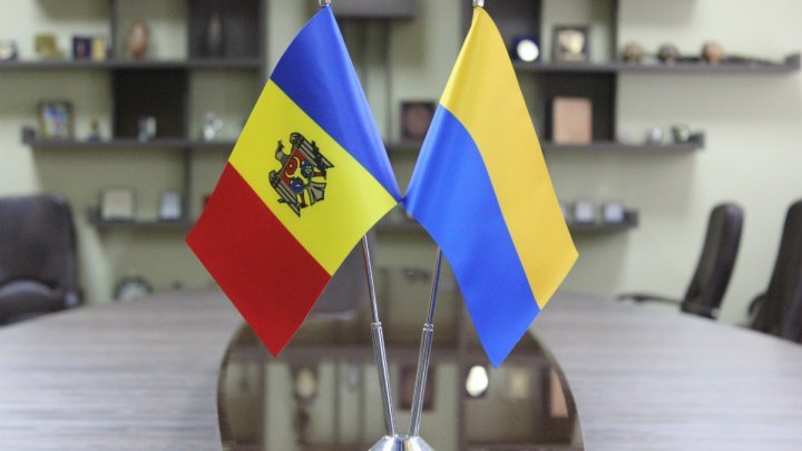 Moldova's Justice Minister Victoria Iftodi met with her Ukrainian counterpart