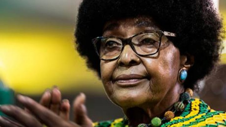 Ex-wife of former South African president Nelson Mandela, Winnie Madikizela-Mandela dies at 81