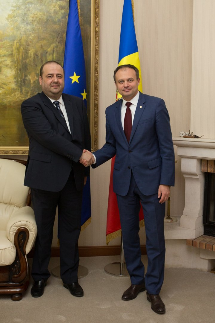Romania and Moldova will collaborate to improve financial management