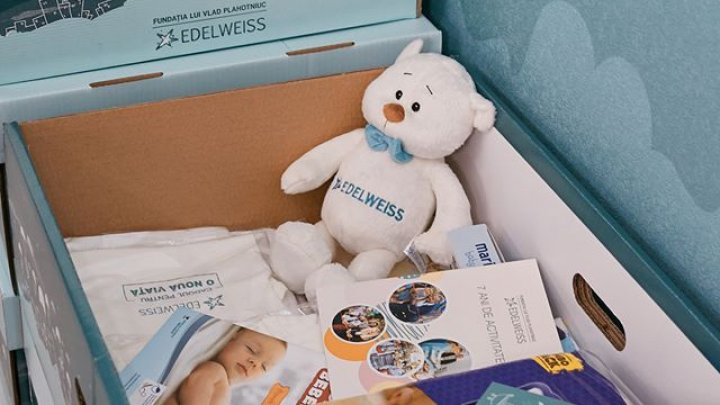 A new life: Edelweiss continues support mothers and newborns in whole country