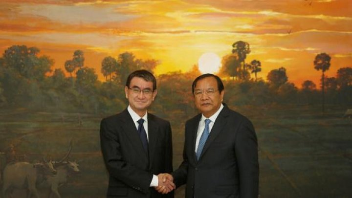 Japan, Cambodia sign $90 million grant and loan agreement