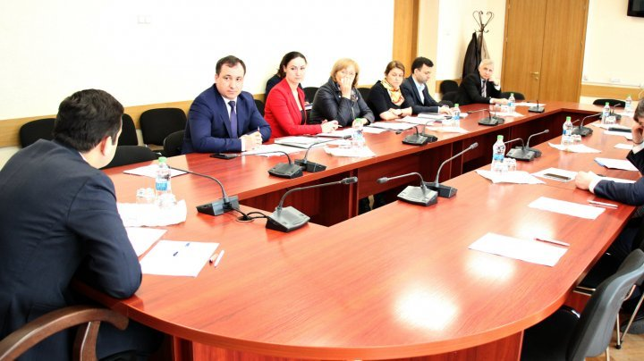 New meeting of Working Group to implement project Chisinau Arena