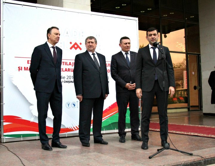 Chiril Gaburici: Belarus connects new market such as EU by developing joint projects with Moldova