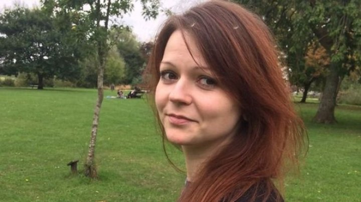 Yulia Skripal rejected Russian embassy help after being discharged from hospital