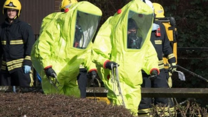 International chemical weapons watchdog confirmed UK's analysis of the nerve agent used against Skripal