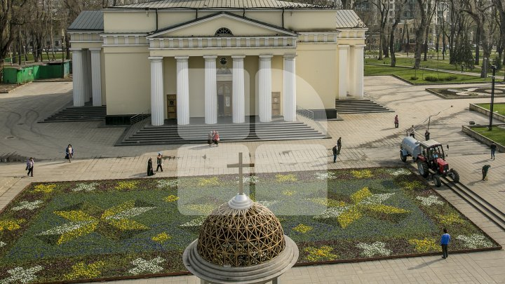 Chisinau, more clean and beautiful than ever