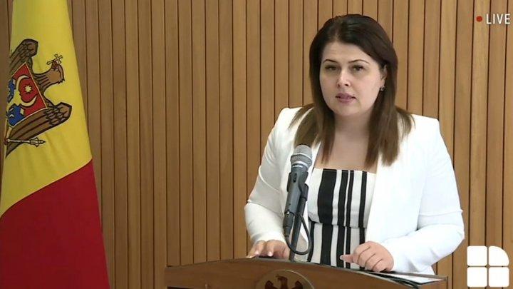 Cristina Lesnic spoke of the Integration program for 2018