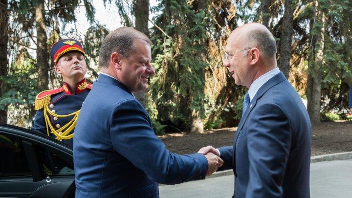 Lithuania reconfirms solidarity for Moldova's European agenda