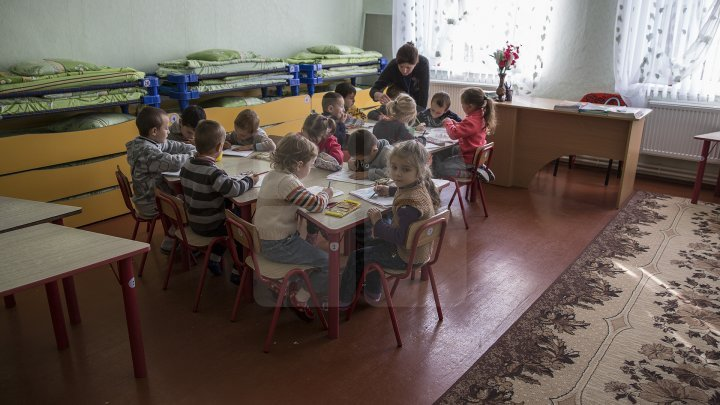 Gangura preschool modernized with financial support by Romanian government