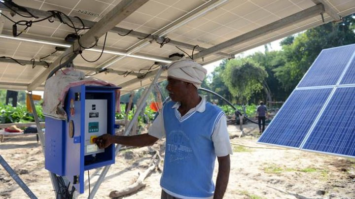 Positive prospects for solar-powered irrigation systems