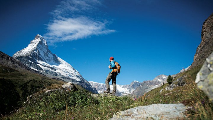 Four hikers die after spending night outdoors in Swiss Alps