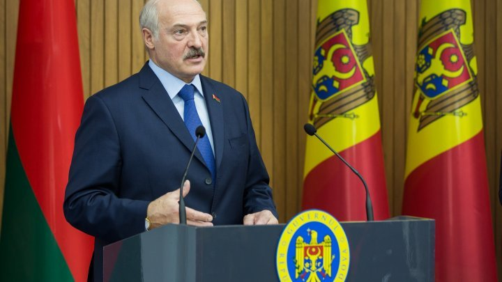 Alexandr Lukashenko praises Chisinau authorities: Place of Moldova is in European Union