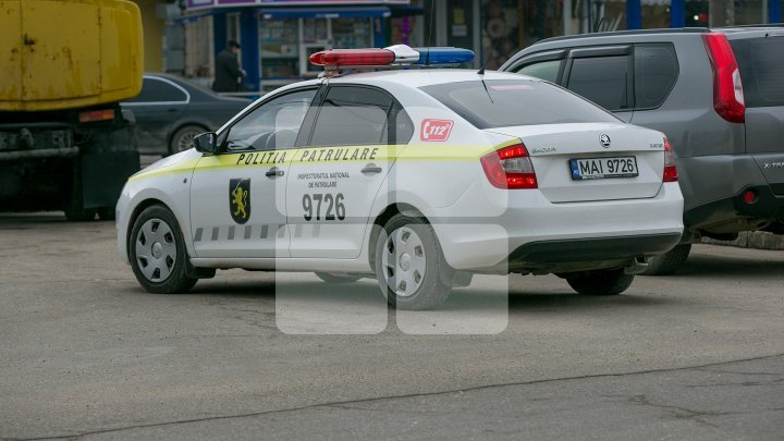 268 drivers from Moldova were caught speeding the previous day