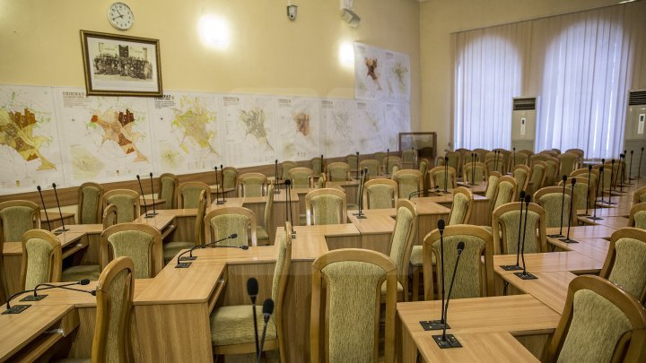 Chisinau City Hall undergoes changes of department heads