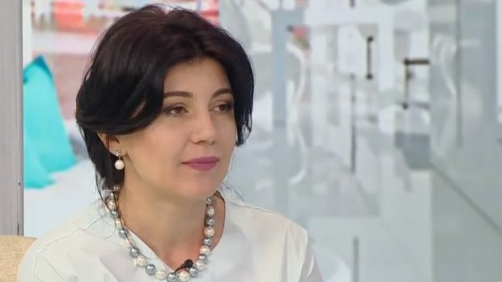 Silvia Radu: None of the parties support me. I am all by myself and I want to make Chisinau more modern