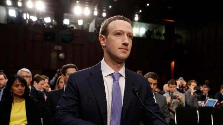 Zuckerberg confessed that Facebook also collects data of people who have not signed up