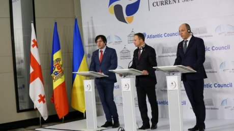 Moldova, Georgia and Ukraine will hold new meeting. Who will lead Moldovan delegation?