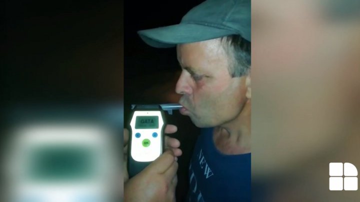 Comrat man caught driving drunk without permission