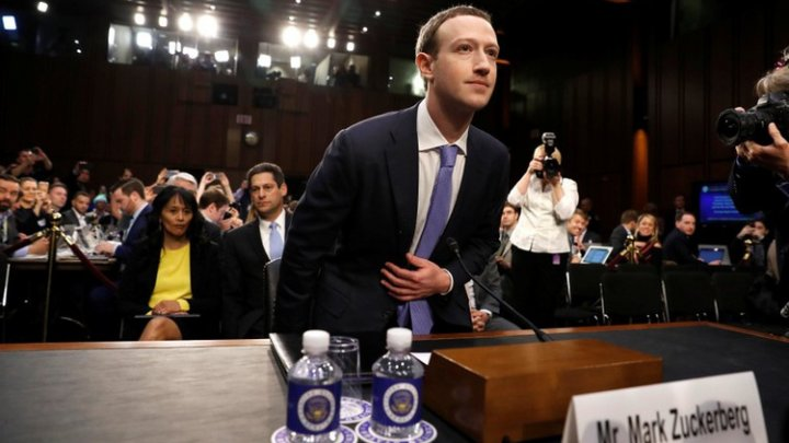 Facebook chief's EU meeting will be live-streamed