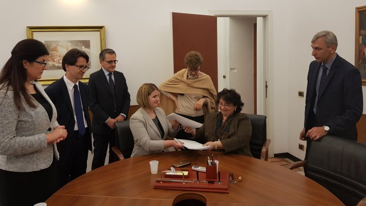 Agreement Regarding Social Security Between Italy And Moldova Signed