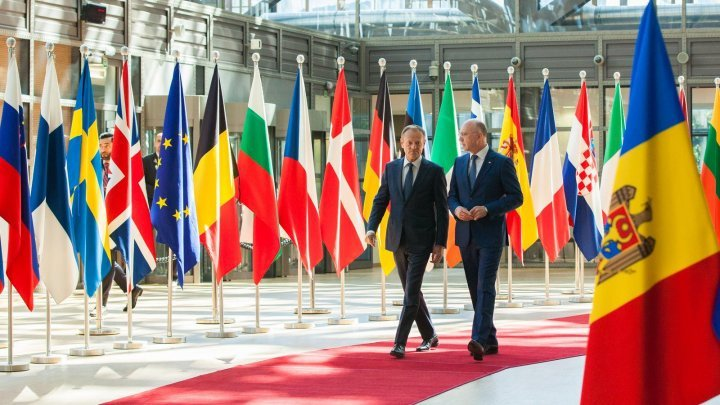 Europe welcomes progresses in settling Transnistrian issues - European Council President Donald Tusk