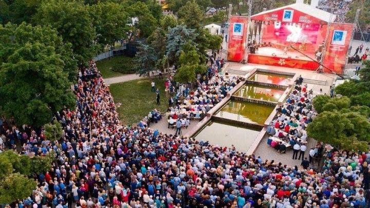 Exceptional concert organized by Miron Shor Foundation on Victory day