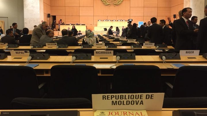Republic of Moldova attends 71st Session of World Health Assembly