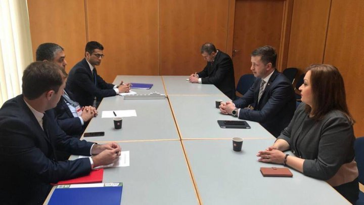 Bilateral cooperation in transport field, tabled between Moldova and Azerbaijan