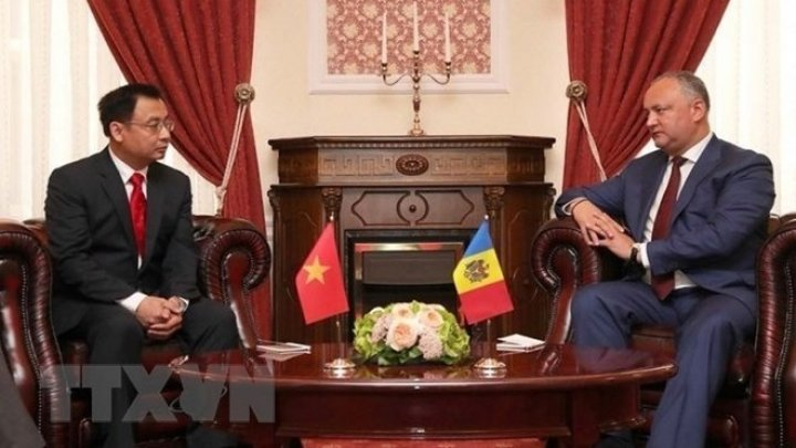 Moldova and Vietnam enhance multifaceted bilateral relations