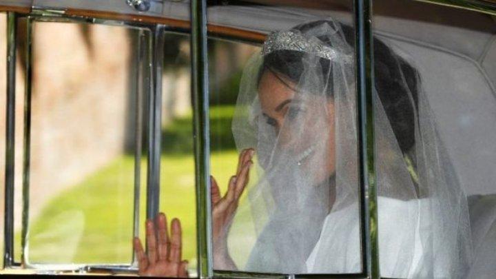 Royal wedding 2018: Prince Harry arrives at Windsor Castle, Meghan Markle on the way