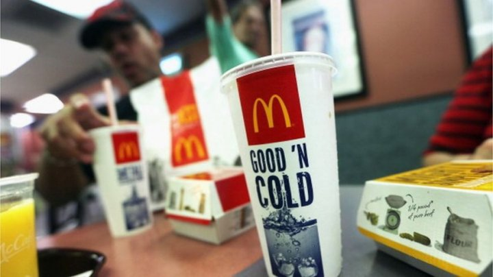McDonald's shareholders to vote against plastic straws