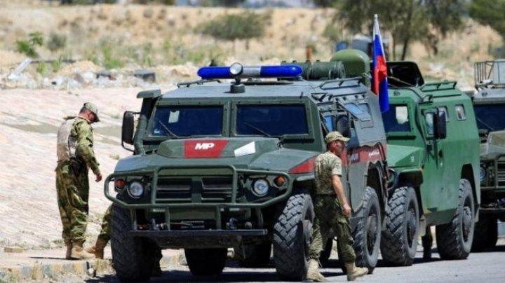 Russians killed in militant raid in eastern Syrian province of Deir al-Zour