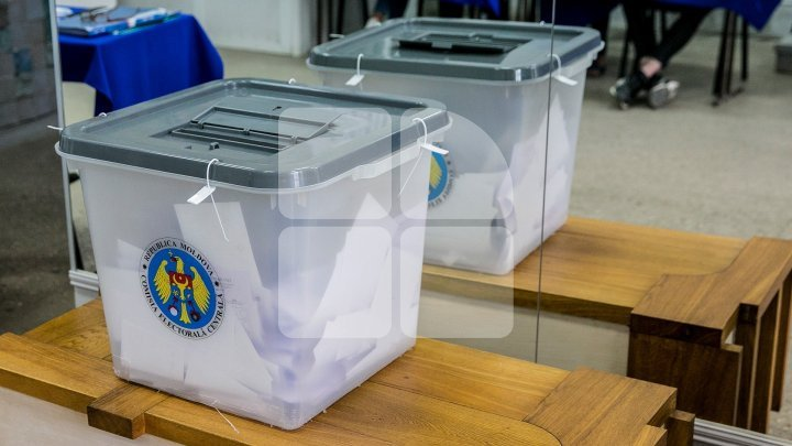 CEC declarations on 15 voters residing in an apartment in Codru