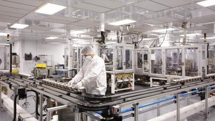 Industrial production registers increase of 6.4 percent y/y