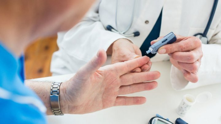 Alarming number of Moldovans suffering from diabetes